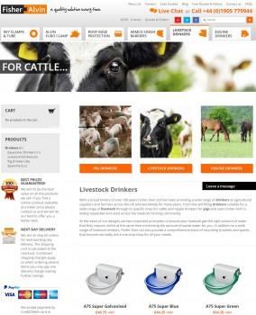 04 Livestock Drinker   Pig Drinker   Cattle Drinker   Fisher Drinkers