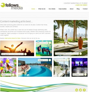 102 Fellows Media   Content marketing at its best
