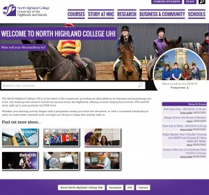 11 Welcome to North Highland College UHI