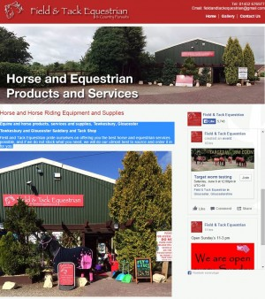 110 Horse   Horse Riding Equipment   Supplies  Saddlery  Tewkesbury  Gloucester   Field and Tack Equestrian