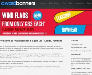 13 Award Banner and Signs Ltd   Leeds   Yorkshire