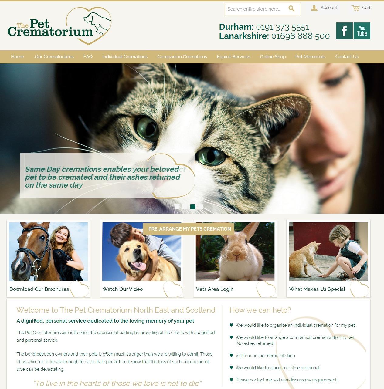 13 The Pet Crematorium   Pet Cremations in England   Scotland