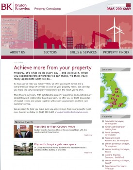 22 3Bruton Knowles   About us   Achieve more from your property