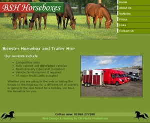 23 BSH Horseboxes