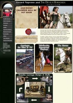 23 The Devils Horsemen   Medieval   Joust   Banquet   Wild West   Equestrian Theatre   Cossack   Stunt Horse