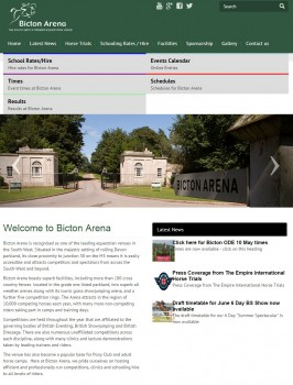 24 Welcome to Bicton Arena   Bicton Arena