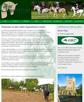 26 Cahir Equestrian Centre  Cahir  Tipperary  Ireland