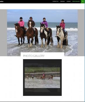 29 Cleggan Beach Riding Centre