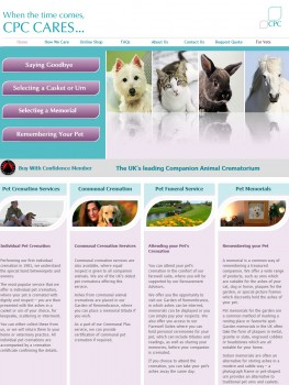 30 UK pet memorial gifts and cremation services in Cambridge