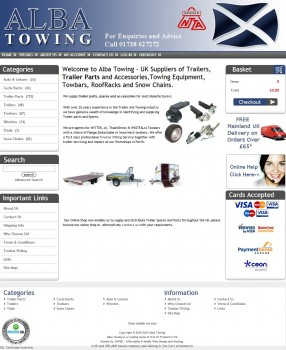 33 Trailer Parts  Spares and Accessories  Alba Towing