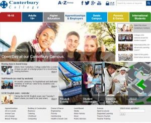 35 Home   Canterbury College  Kent