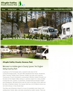 37 Clogher Valley Country Caravan Park  Explore Tyrone   Fermanagh