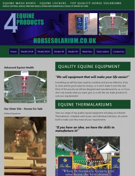 4 Equine Products   Designers   Manufacturers of Equine Equipment