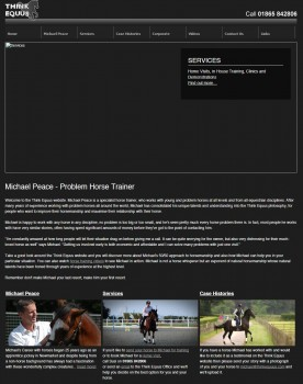 41 Problem Horse Trainer  Michael Peace   Think Equus