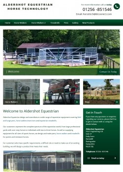 42 Design and Manufacturer of Horse Walkers  Horse Exercisers and Equine Treadmill in Ramsdell  Basingstoke   Aldershot Equestrian