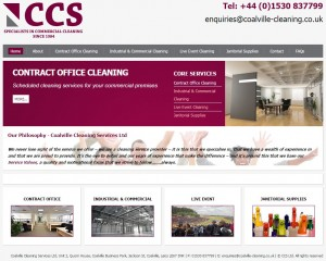 43 Welcome to Coalville Cleaning Services Ltd