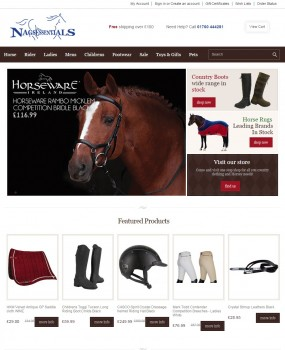 63 Equestrian Store   Country Clothing and Tack Shop  Nags Essentials  Kings Lynn  Norfolk