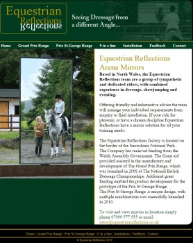 82 Equestrian Reflections