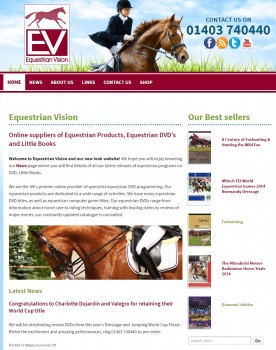 84 Equestrian Vision   Online suppliers of Equestrian Products  Equestrian DVD s and Computer Games
