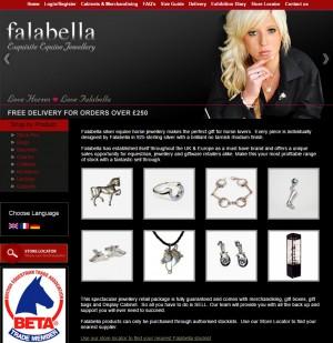 92 Falabella  Falabella Silver Equine Horse Jewellery UK