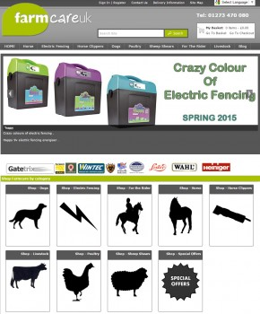 94 Electric Fence   Fencing Kits   Specialist Equestrian and Farm Animal Supplies