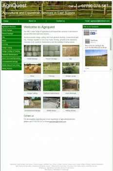 AgriQuest   Agricultural   Equestrian Services in East Sussex