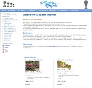 Allsports Trophies
