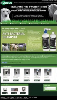 Aqueos Stable   Kennel Disinfectants  Kills Strangles  Ringworm