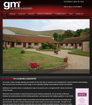 Architectural Services  Barn conversions  Listed buildings  GM Moore