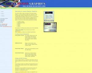 Arena Design Graphics   t shirt screen printer   Screen Printers Surrey   Screen Printing Surrey