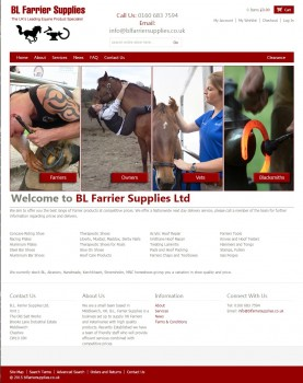 BL Farriers  21 Equine Products