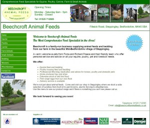 Beechcroft Animal Feed Bedfordshire   Horse Feed   Dodson   Horrell  Poultry  Canine  Farm Animals