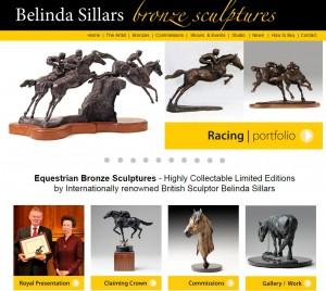 Belinda Sillars Equestrain Bronzes