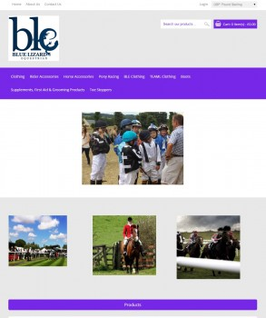 Blue Lizard Equestrian Clothing   quality riding and race clothing and accessories for adults and children