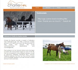 Charlie Fox Equine Laundry   Horse Rug Washing Northamptonshire and Bedfordshire