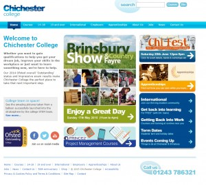 Chichester College   Outstanding College in West Sussex
