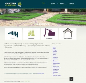 Chiltern Churchill  formerly Chiltern Fencing    Agricultural  Equestrian   Commercial Fencing  Landscaping  Groundworks   Rural Construction