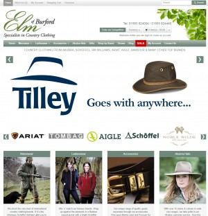Country Clothing  Ladies Schoffel and Gents Schoffel