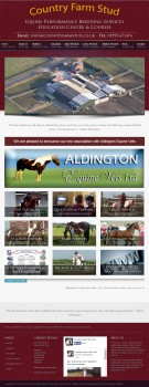 Country Farm Stud   Stud Farm   Livery Services   Stallions at Stud