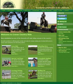 Craven Country Ride   Home Page