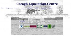 Creagh Equestrian Centre