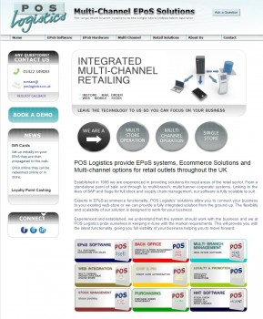 EPoS Suppliers    Retail   Ecommerce   Multichannel POS Limited Retail EPoS Systems