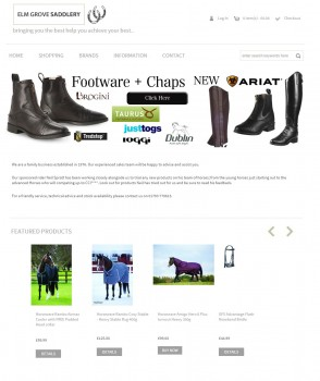 Elm Grove Saddlery   Purton   Wiltshire  Bringing you the best so you can achieve your best