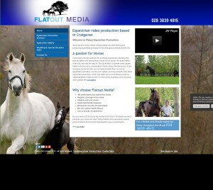 Equestrian Filming   Craigavon   Flatout Media