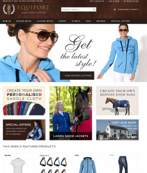 Equestrian Supplies including Show Jackets  Horse Show Rugs  Samshield Helmets   Parlanti Boots