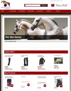 Equestrian World for Horse and Rider, Online Shop - Equestrian World 2015-05-27 03-48-58