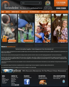 Farrier & Horseshoe Supplies, Tools & Equipment - Stromsholm Ltd 2015-05-28 00-28-00