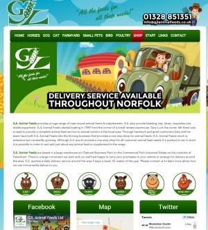 GJL Animal Feeds Ltd   All the feeds for all their needs