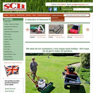 Garden Tractor Attachments   SCH Supplies