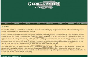 George Smith Horseboxes